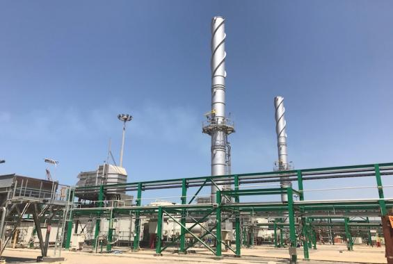 'Zohr' Gas Field Power Generation - Egypt